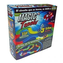 Magic Tracks Circuito luminoso